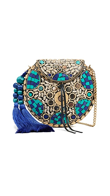 Sam Edelman Beatrice Metal Box Bag