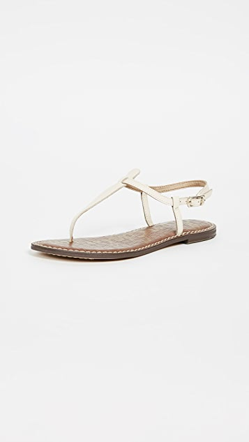 a21bd515da793 Sam Edelman Gigi Flat Sandals
