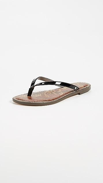 59e9fbf4ee4fbd Sam Edelman Gracie Thong Sandals
