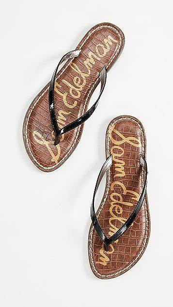 Sam Edelman Gracie Thong Sandals