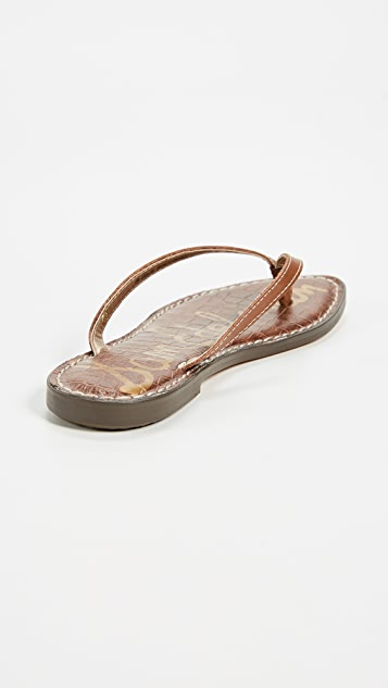 20b570ffe ... Sam Edelman Gracie Thong Sandals ...