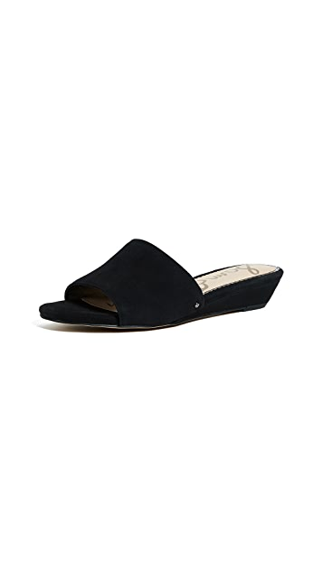 Sam Edelman Liliana Demi Wedge Slides