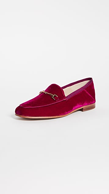 Sam Edelman Loraine Loafers - Virtual Pink