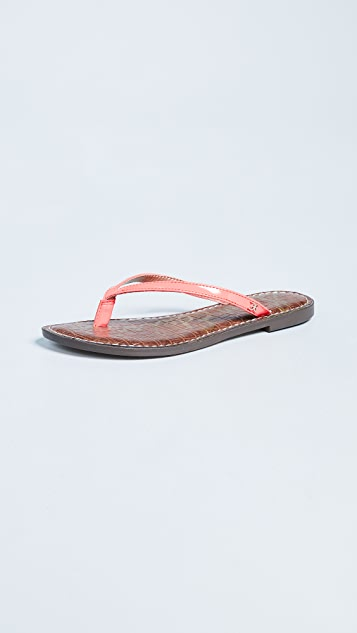 f312e830d Sam Edelman Gracie Thong Sandals