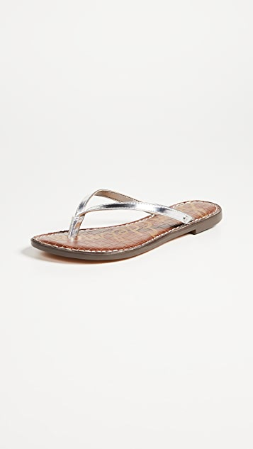 f38eaf1e585c27 Sam Edelman Gracie Thong Sandals ...