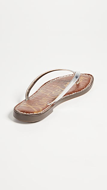 Sam Edelman Gracie Thong Sandals