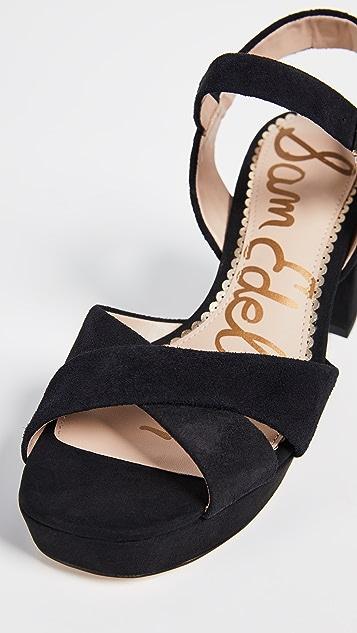 eb861c89998e ... Sam Edelman Jolene Platform Sandals ...
