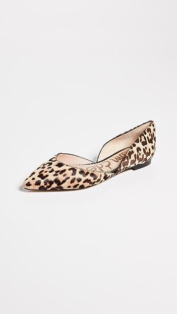 Sam Edelman Обувь на плоской подошве Rodney в стиле d'Orsay