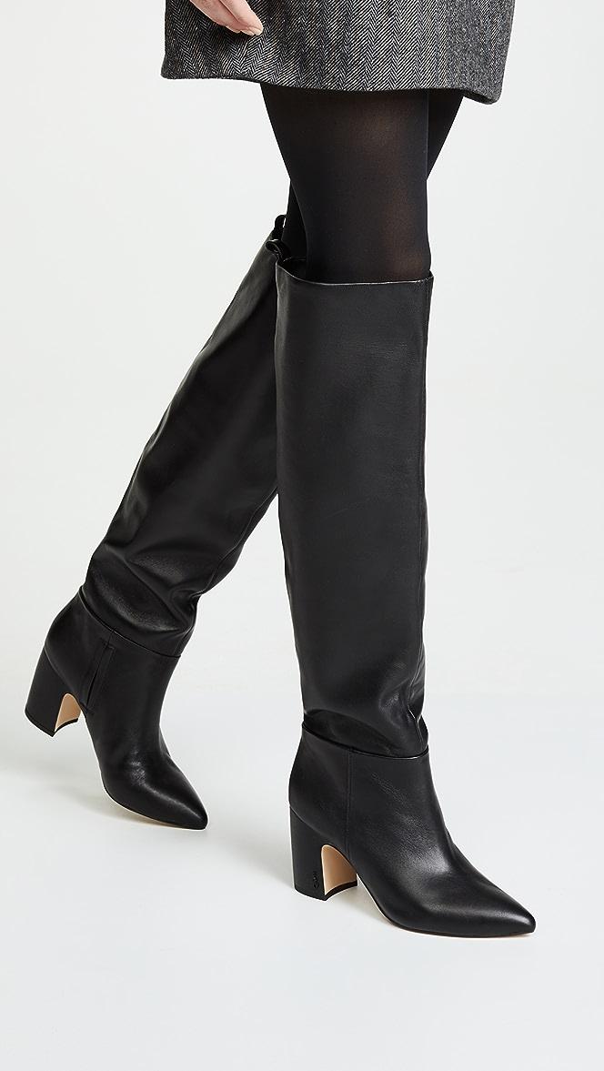 Sam Edelman Womens Hutton Knee High Boot