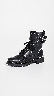 Jennifer Moto Boots