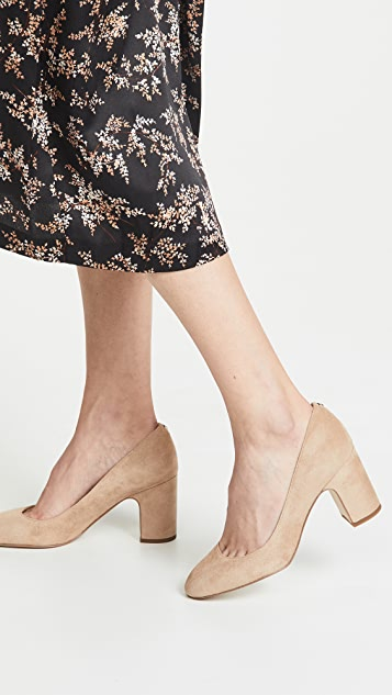 0e3d7c59fd0d Sam Edelman Junie Suede Pumps | SHOPBOP