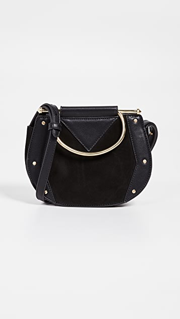 Sam Edelman Chesham Mini Round Crossbody Bag