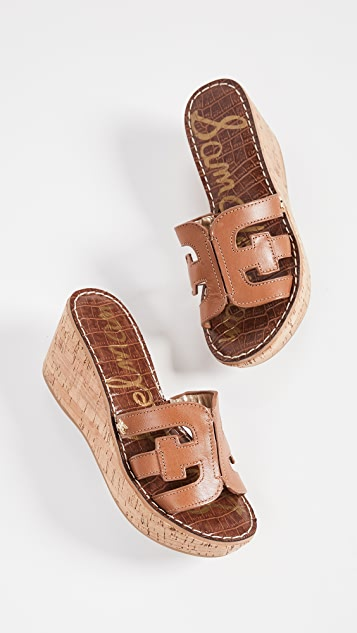 Sam Edelman Regis Slide Sandals