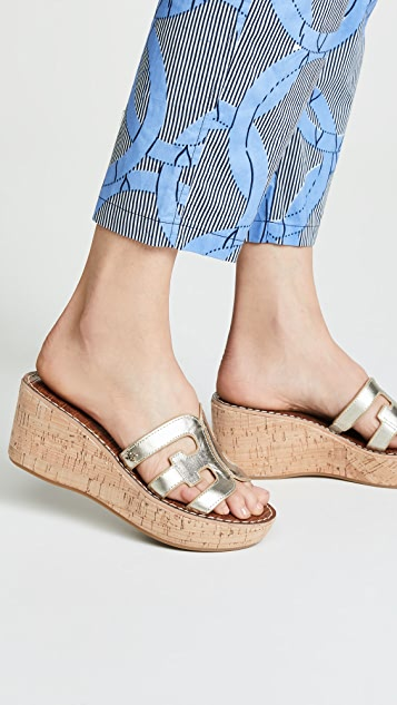 Sam Edelman Regis Wedge Sandals