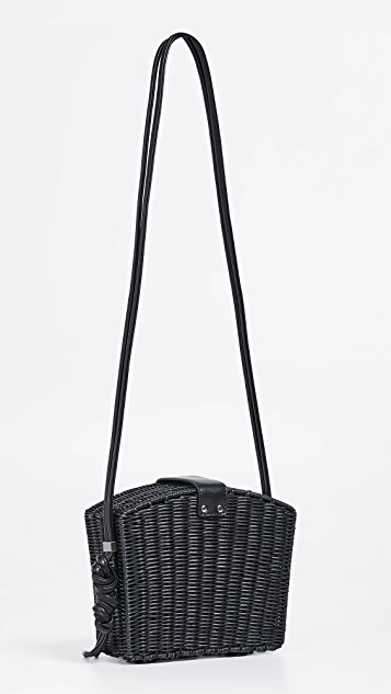 Sam Edelman Layla Shoulder Basket Bag