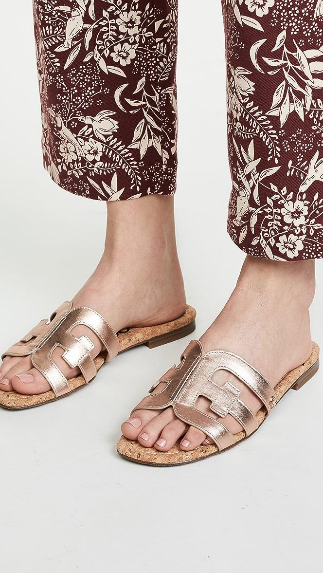 Sam Edelman Bay Slide Sandals | SHOPBOP