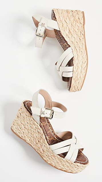 Sam Edelman Darline 编织底便鞋