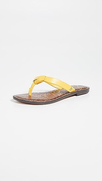 Sam Edelman Giles Flip Flops