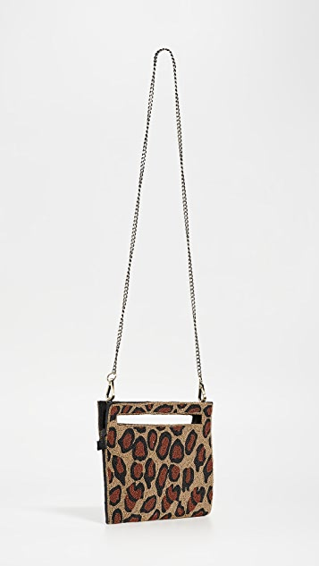 Sam Edelman Esma Beaded Clutch