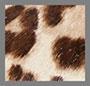 песочный леопардовый принт