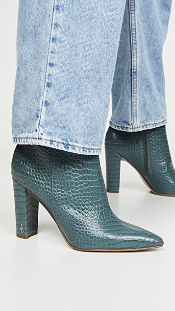 Raelle Pointed Toe Bootie