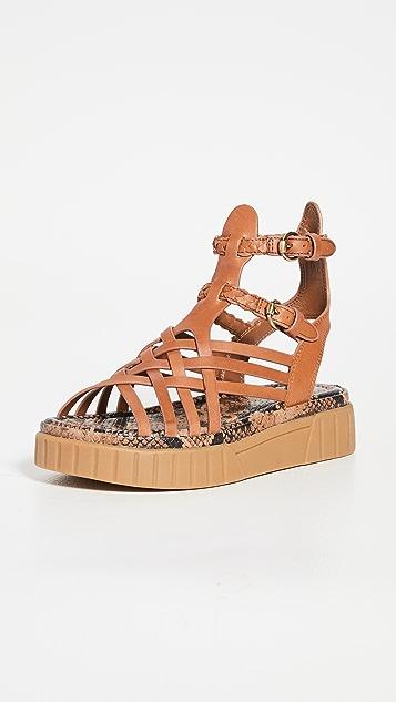 Sam Edelman Geana 罗马凉鞋