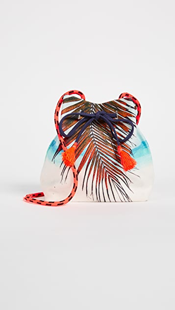 Samudra Maldives Palm Bucket Bag