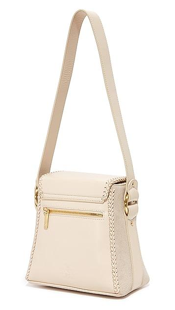 SANCIA Milla Braid Shoulder Bag
