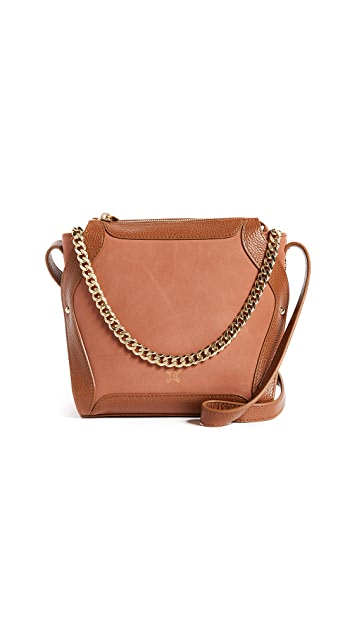 SANCIA Lilou Chain Cross Body Bag