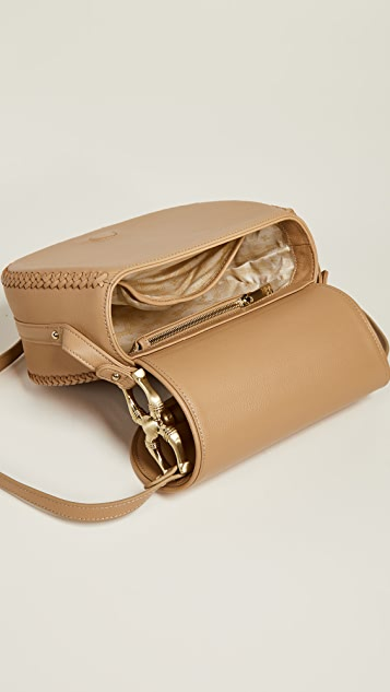 SANCIA Babylon Suede Bag