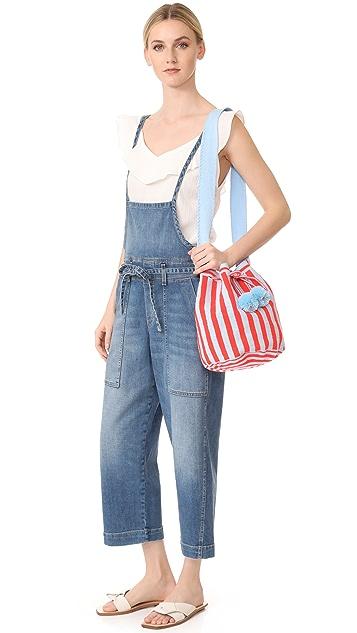 Sophie Anderson Lilla Bucket Bag