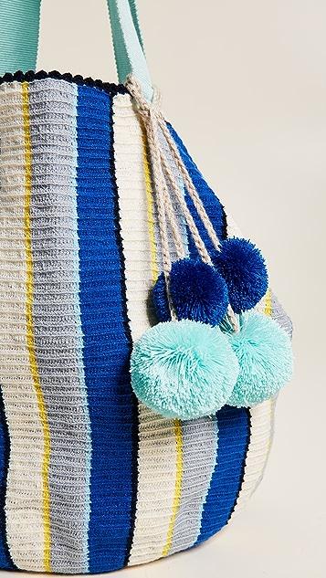 Sophie Anderson Jonas Crochet Shopper