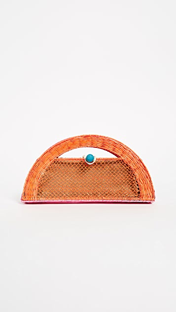 Sophie Anderson Xiomy Clutch