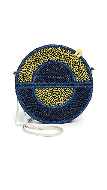 Sophie Anderson Nilsa Round Cross Body Bag