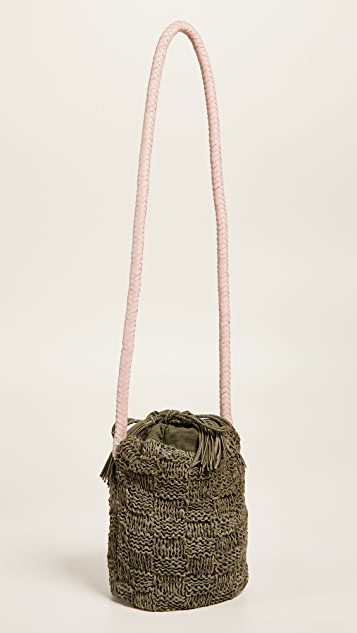 Sophie Anderson Adia Small Bucket Bag