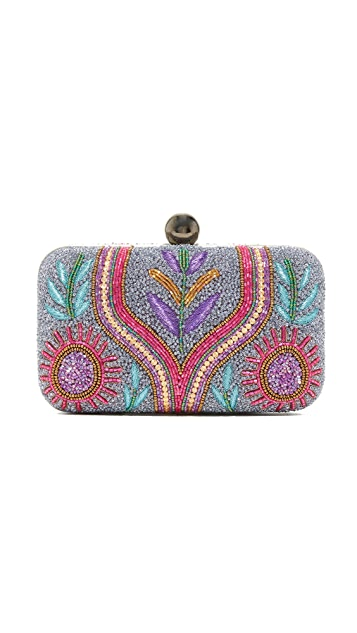 Santi Embellished Clutch