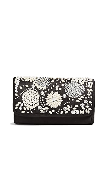 Santi Imitation Pearl Clutch