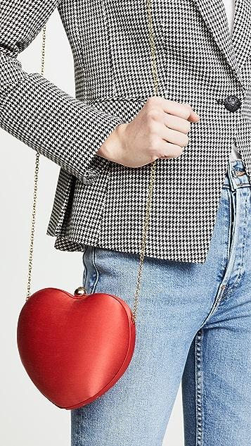 Santi Heart Clutch