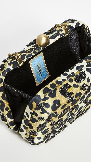 Santi Cheetah 手包