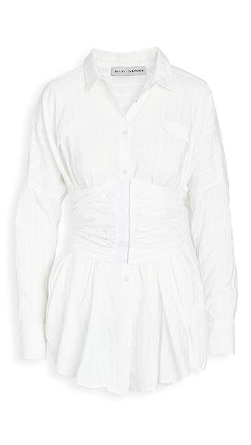 Silvia Astore Ambra 衬衫