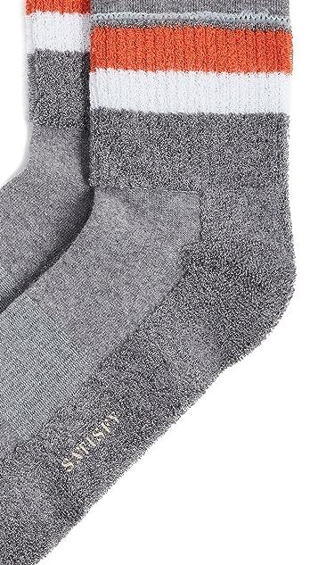 Satisfy Strummer Reverse Socks
