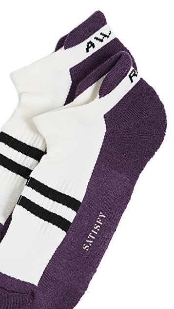 Satisfy Patchwork Low Socks