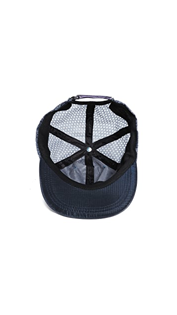 Satisfy Perforated Running Cap