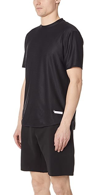 Satisfy Mesh Pocket Tee