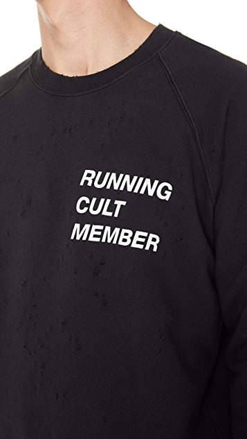 Satisfy Cult Moth Sweatshirt