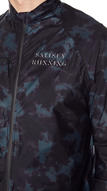 Satisfy Ultra Light Running Jacket