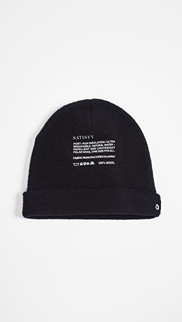 Satisfy Air Wool Hat