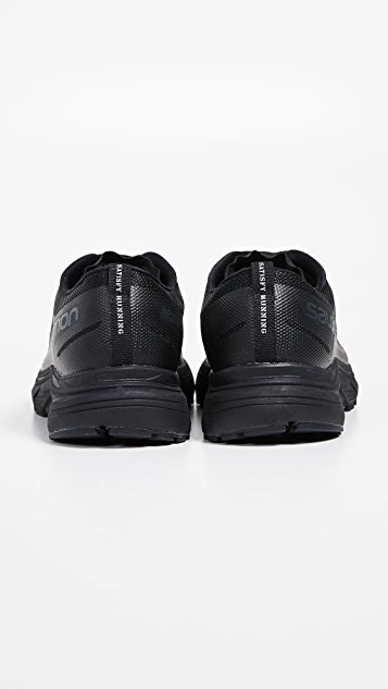 Satisfy x Salomon Sonic RA Sneakers