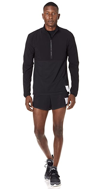 Satisfy Justice Race Half Zip Jacket