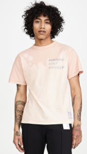 Satisfy Short Sleeve Reverse Tee